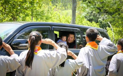 Bhutan's Crown Prince is Born