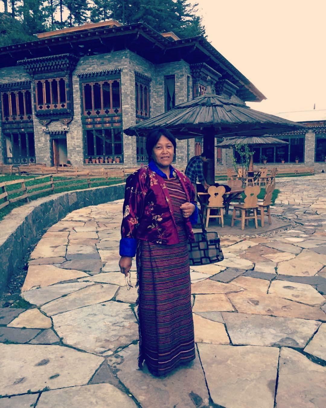 Ama, Matriarch of Bhutan Mountain Resort